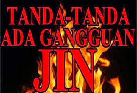 Tanda-tanda Orang Kena Gangguan Jin Yang Perlu Anda Ketahui