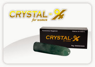 Jual Crystal X Asli For Women Harga Murah