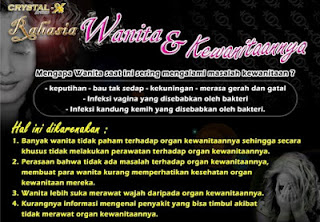 Jual Crystal X For Women Harga Murah