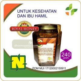 madu untuk ibu hamil Natural royal honey