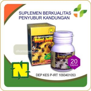 18 ROYAL JELLY