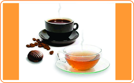 22 teh dan kopi