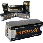 Manfaat Crystal X Mengatasi Keputihan Wanita