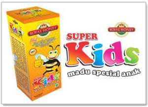 Jual Natural Honey Kids Untuk Kecerdasan Otak Anak