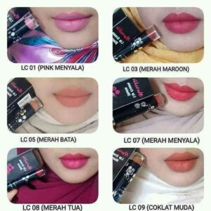 jual Moreskin Lip Cream Nasa asli