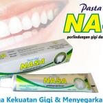 Jual Pasta Gigi Nasa Kendalikan Bau Mulut Dan Pemutih Gigi