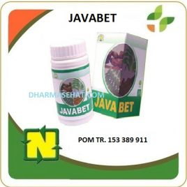 Javabet nasa herbal alami obati kencing manis
