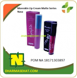 Moreskin Lip Cream Matte Series Nasa