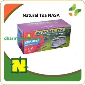 Natural Tea NASA