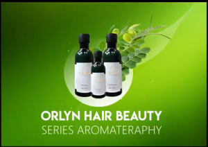 Orlyn Conditioner Aromateraphy NASA