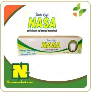 Pasta Gigi Herbal Alami Dari NASA