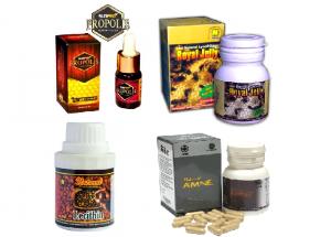 Paket Obat Pasca Operasi Caesar Herbal Nasa