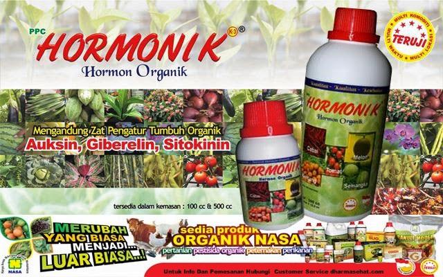 Pupuk Organik Nasa Hormonnik