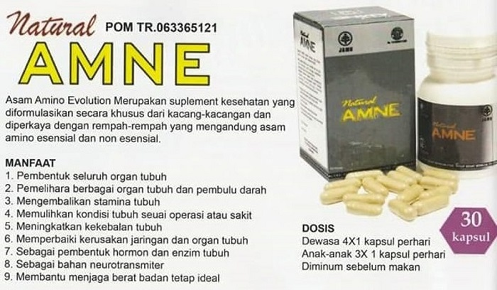 Paket Kesehatan Pencernaan Natural Nusantara