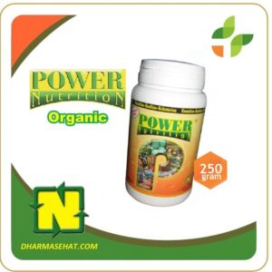 Power Nutrition Kemasan 25o Gram