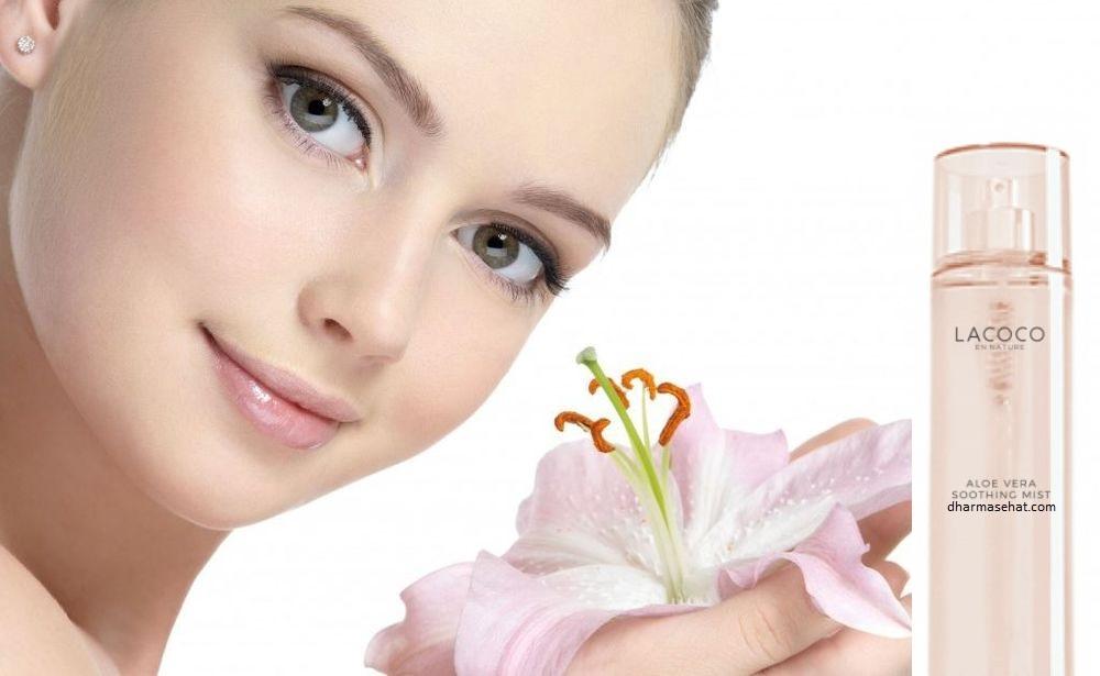 Jual pembersih wajah alami wanita