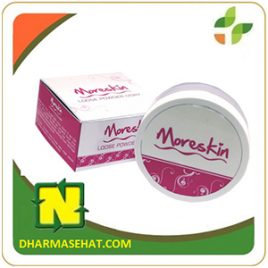 moreskin loose powder nasa