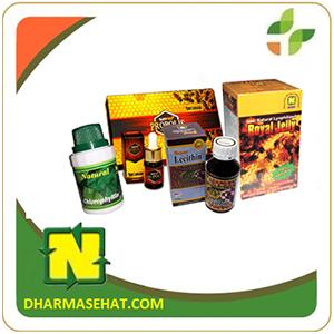 paket obat herbal amandel nasa