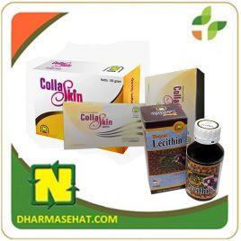 Paket herbal keloid nasa