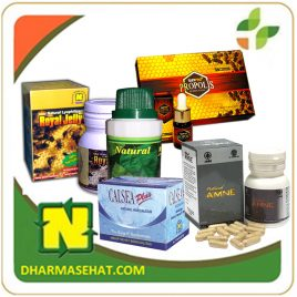 Paket herbal tipes original nasa