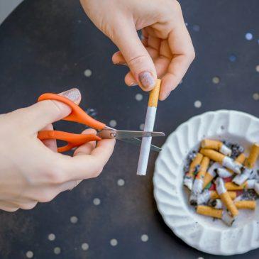 Cara Alami Menghilangkan Nafsu Merokok