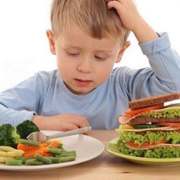 Trik Menghadapi Anak Yang Susah Makan
