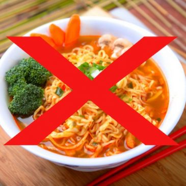 Perlu Diketahui Bahaya Terlalu Sering Makan Mie Instan
