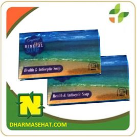 Orysoap Trace Mineral Soap NASA
