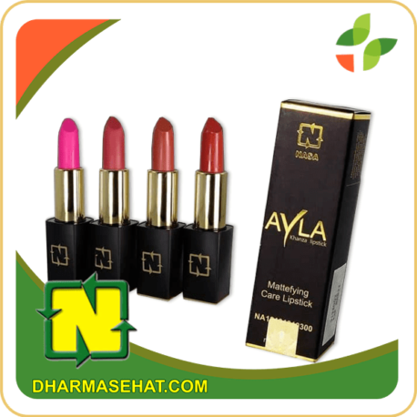 Ayla lipstik mattefting care nasa asli