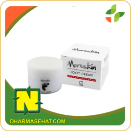 Moreskin Foot Cream Nasa
