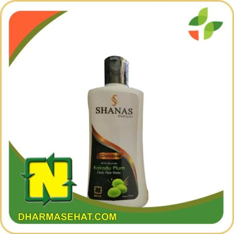 Shanas Shampoo 3 in 1 Nasa