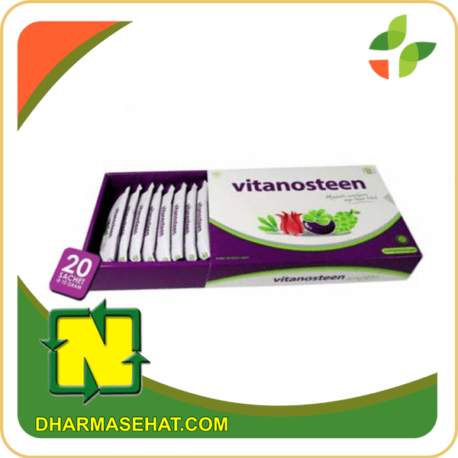 vitanosteen nasa