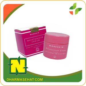 Moreskin moisturizer