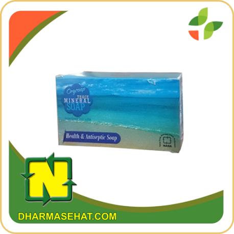 sabun tracemineral nasa