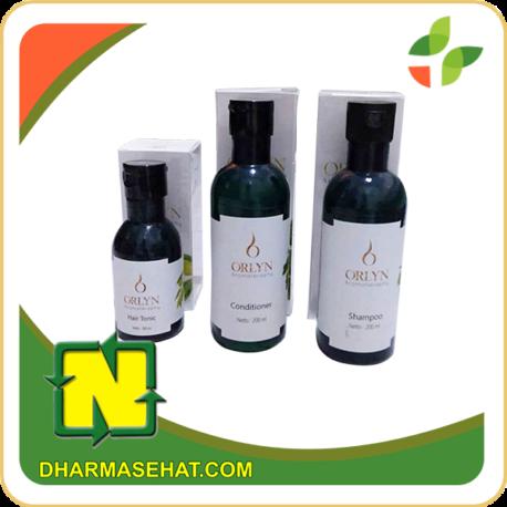 Orlyn Shampo Aromatherapy